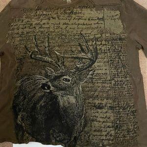 Legendary Whitetails shirt 2xl